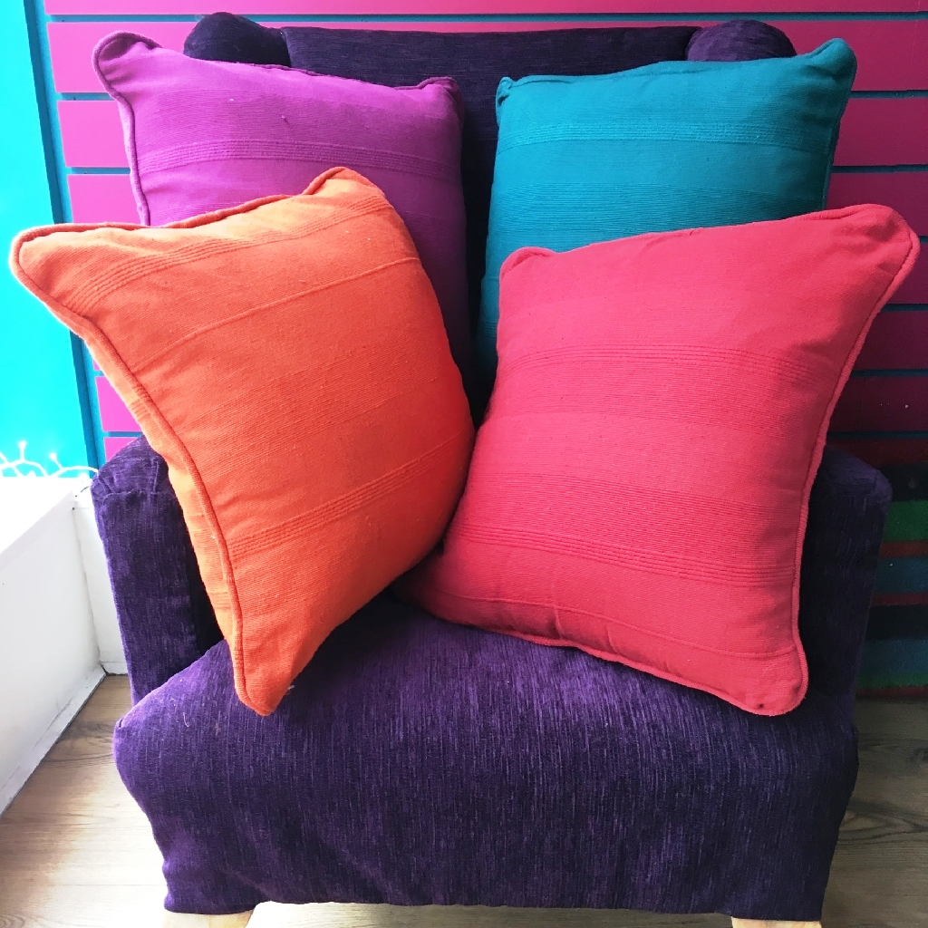 Plain Woven Cushion