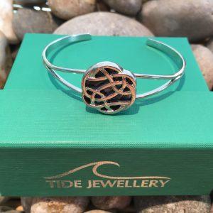 Celtic Knot Bangle