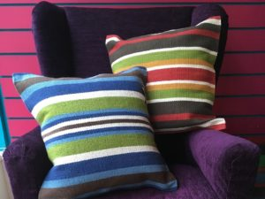 Amber Home of Colour Cushions